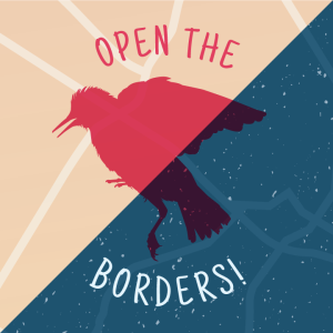 June 18: Open the borders! Status for All! March for justice and dignity for all migrants and refugees