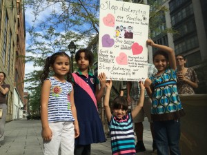 EMERGENCY CALL TO ACTION FOR KHALIFA FAMILY SCHEDULED FOR DEPORTATION ON FRIDAY