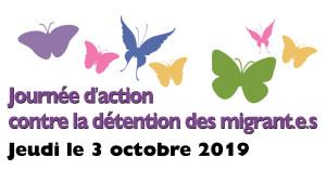 3 oct. Caravane et manif de bruit contre une nouvelle prison pour migrant.e.s à Laval