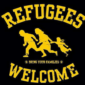 (September 5) Refugees Welcome! Open the Borders!