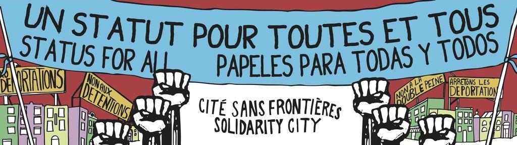 Solidarité sans frontières | Solidarity Across Borders | Solidaridad sin fronteras