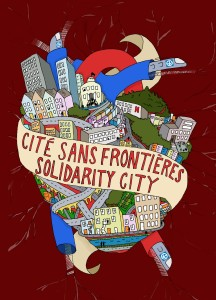 December 12: Solidarity Across Borders Support Clinic for Migrants