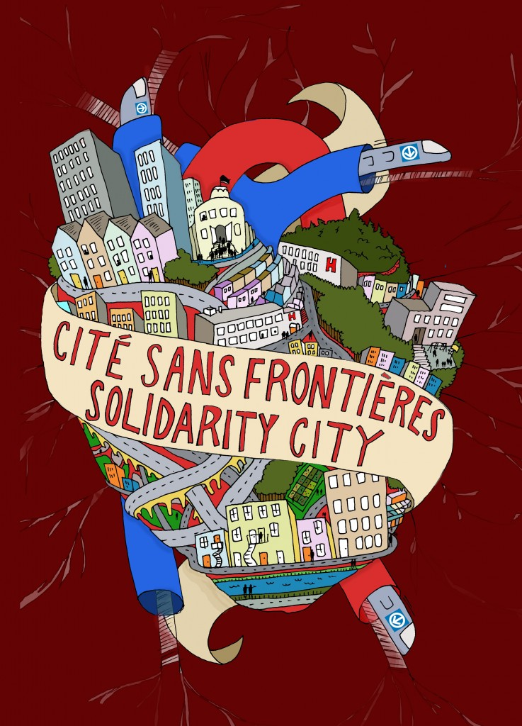 (November 23-24) Building a Solidarity City: A conference on building our networks of mutual aid and collective support (UPDATED!)