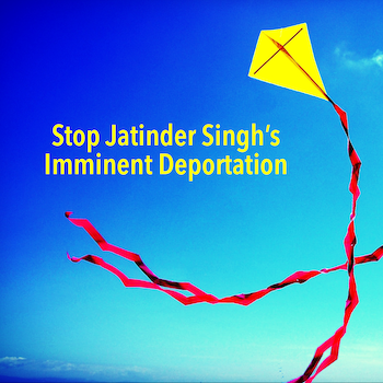 Bill Blair must and can still stop the deportation of Jatinder Singh: Canada's shocking double-standard must end