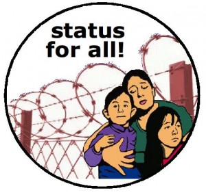 Callout: Stop Deportations! Status for All! (May 2015)