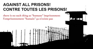 Rally against all prisons