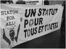 (samedi) Assemblée générale de Solidarité sans frontières: Faisons de Montréal une Cité sans frontières!